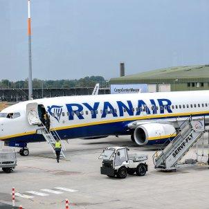 Avió Ryanair EFE