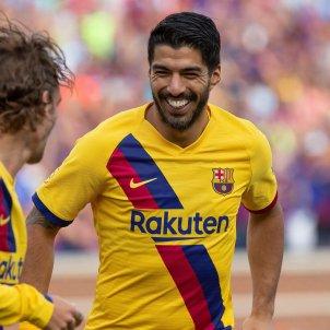 Luis Suárez Barça EFE