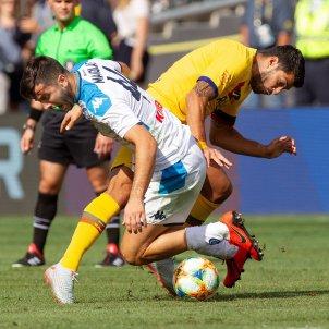 Luis Suárez Manolas Barça Nàpols EFE
