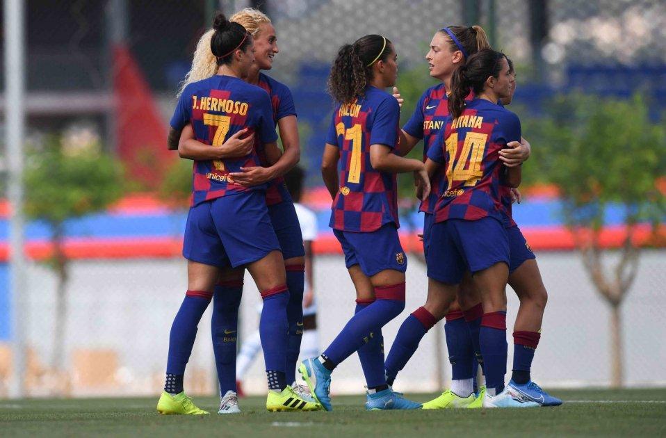 Barça femení FC Barcelona