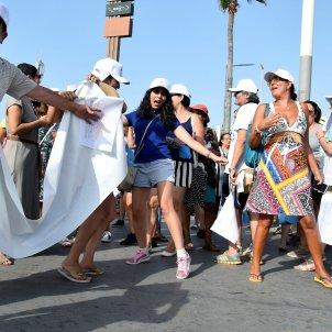 manifestacio-marroc-noies-shorts-EFE