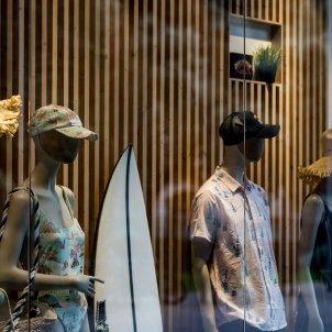 aparador maniquís comerç barcelona botiga recurs - Carles Palacio