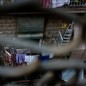 pis lloguer el raval balcó roba estesa recurs - Carles Palacio