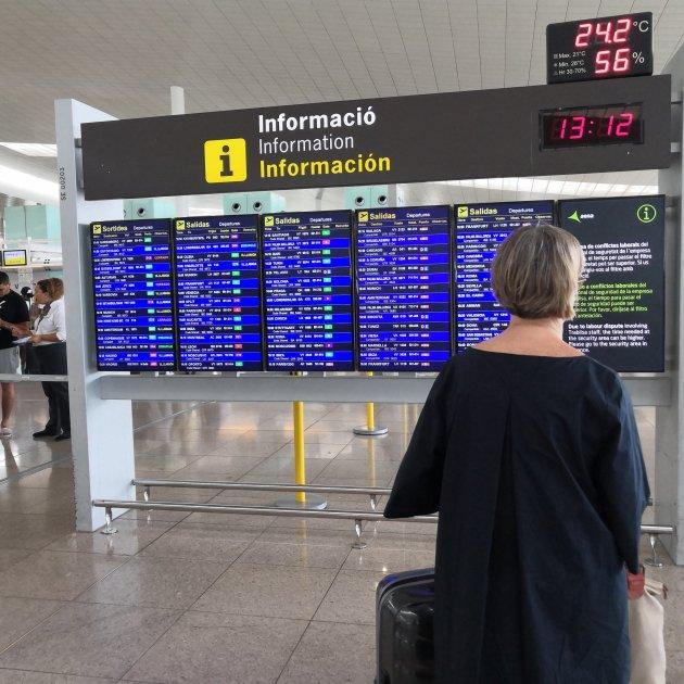 Vaga Aeroport Prat Europa Press
