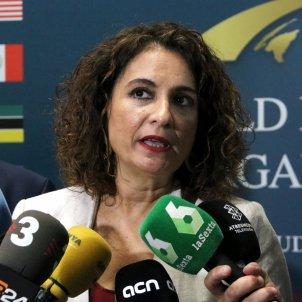 María Jesús Montero ACN