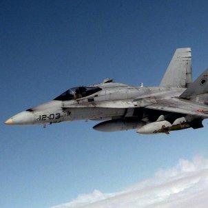 F 18 Espanya (Greg L. Davis, USAF)