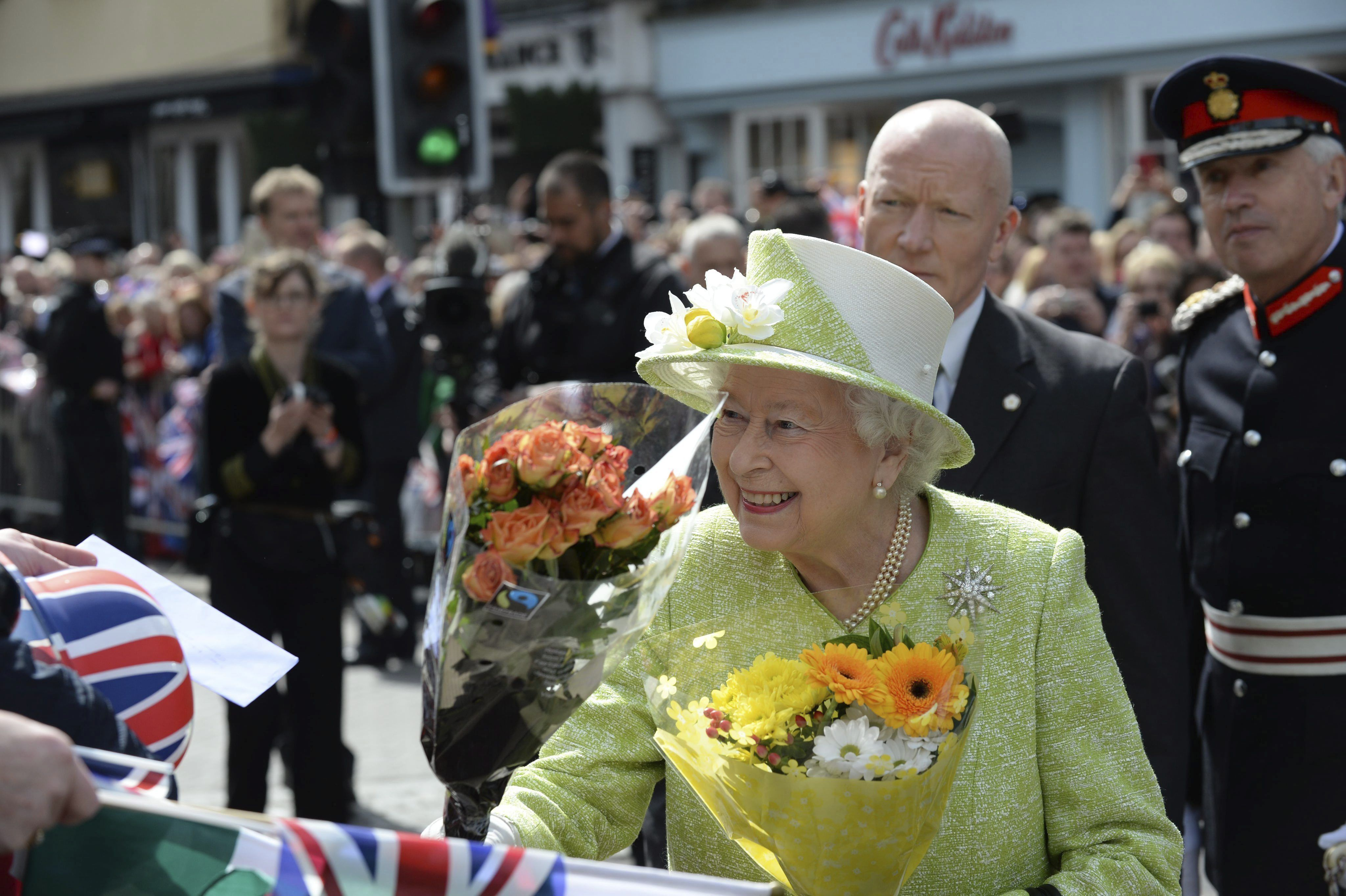 Isabel II 90 anys Regne Unit