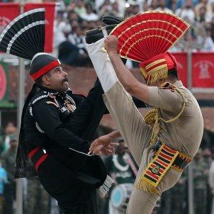 Frontera india pakistan cerimonia militar 1 efe