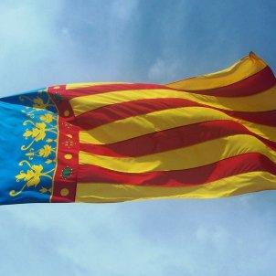 Bandera pais valencia wikipedia