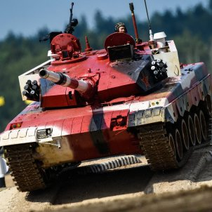 tanc tank biathlon armygames2019