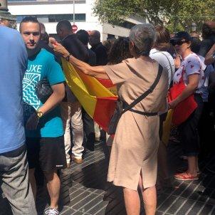 homenatge espanyolista 17A el nacional marina fernàndez