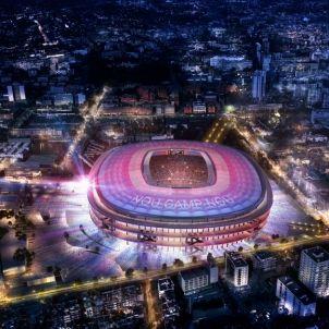 Nou Camp Nou FCB