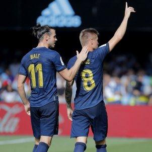 Bale Kroos Celta Reial Madrid EFE