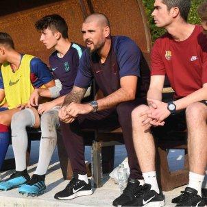 Víctor Valdés Barça FC Barcelona