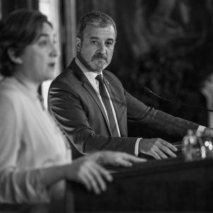 Jaume Collboni Colau - Sergi Alcàzar
