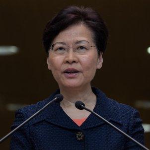 Carrie Lam Govern Hong Kong EFE