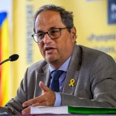 gran quim torra universitat catalana d'estiu foto uce