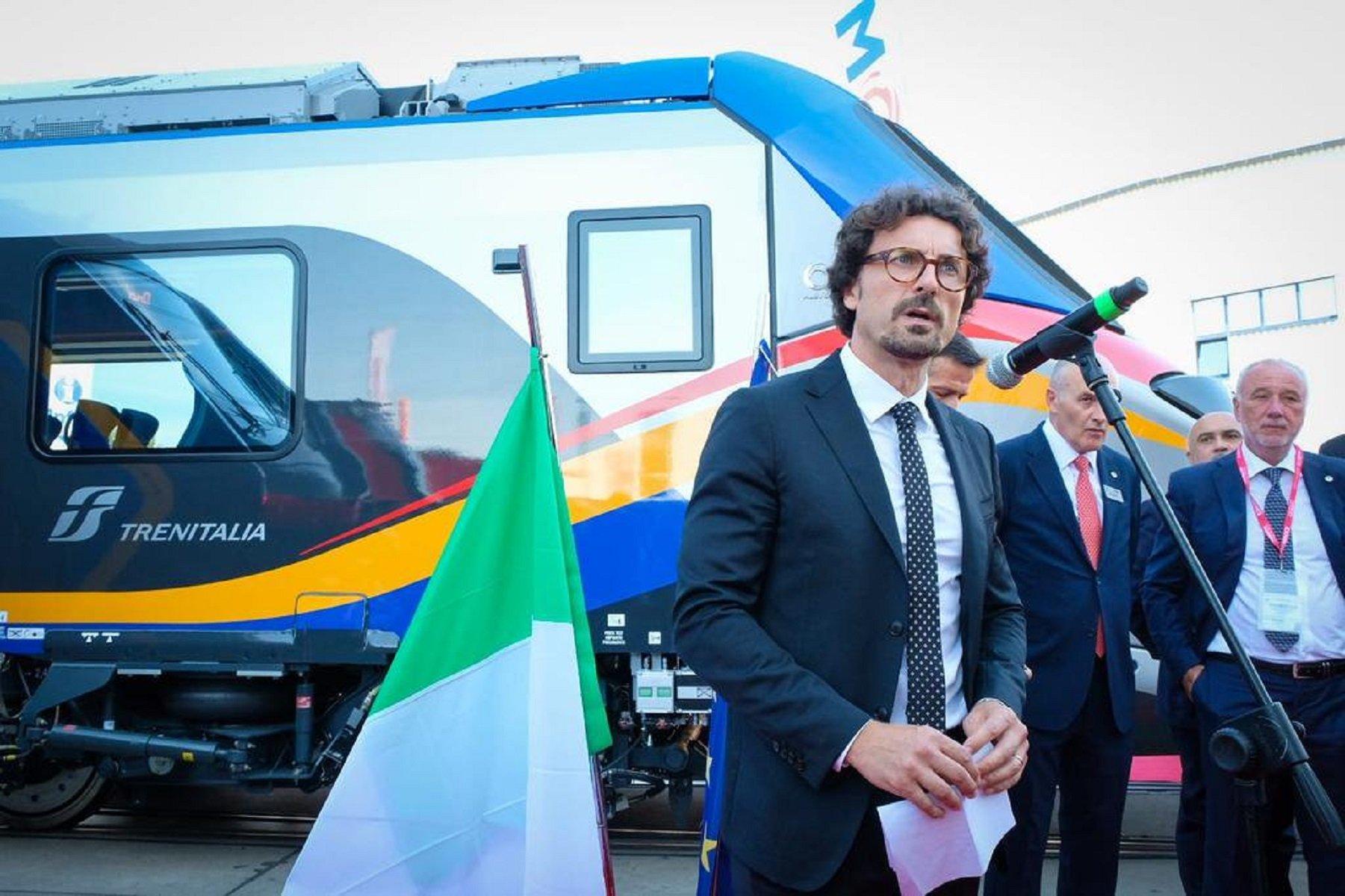 ministre transport itàlia Danilo Toninelli - @DaniloToninelli