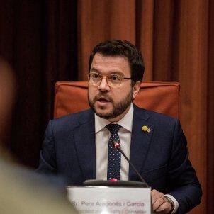pere aragones compareixença parlament de catalunya (bona qualitat) - Carles Palacio