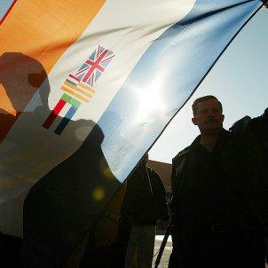 Bandera apartheid sudàfrica EFE