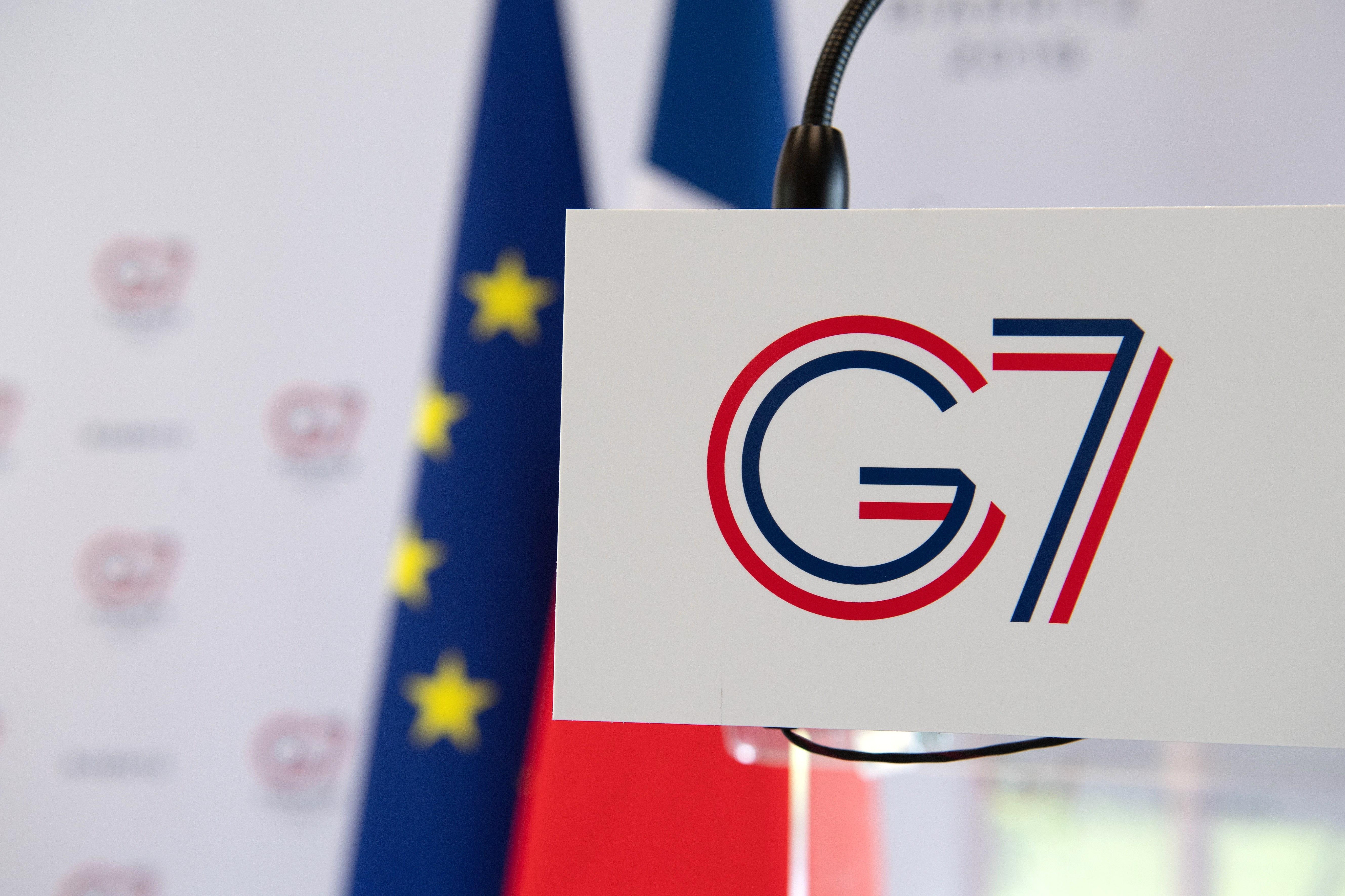 G7 Biarritz EFE