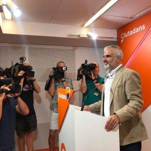 Carlos Carrizosa Seu Ciutadans - Carlota Camps