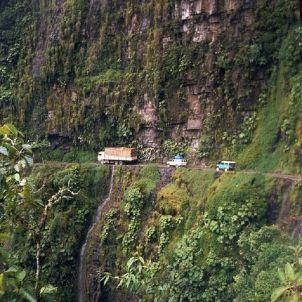 carretera mort bolivia wiki