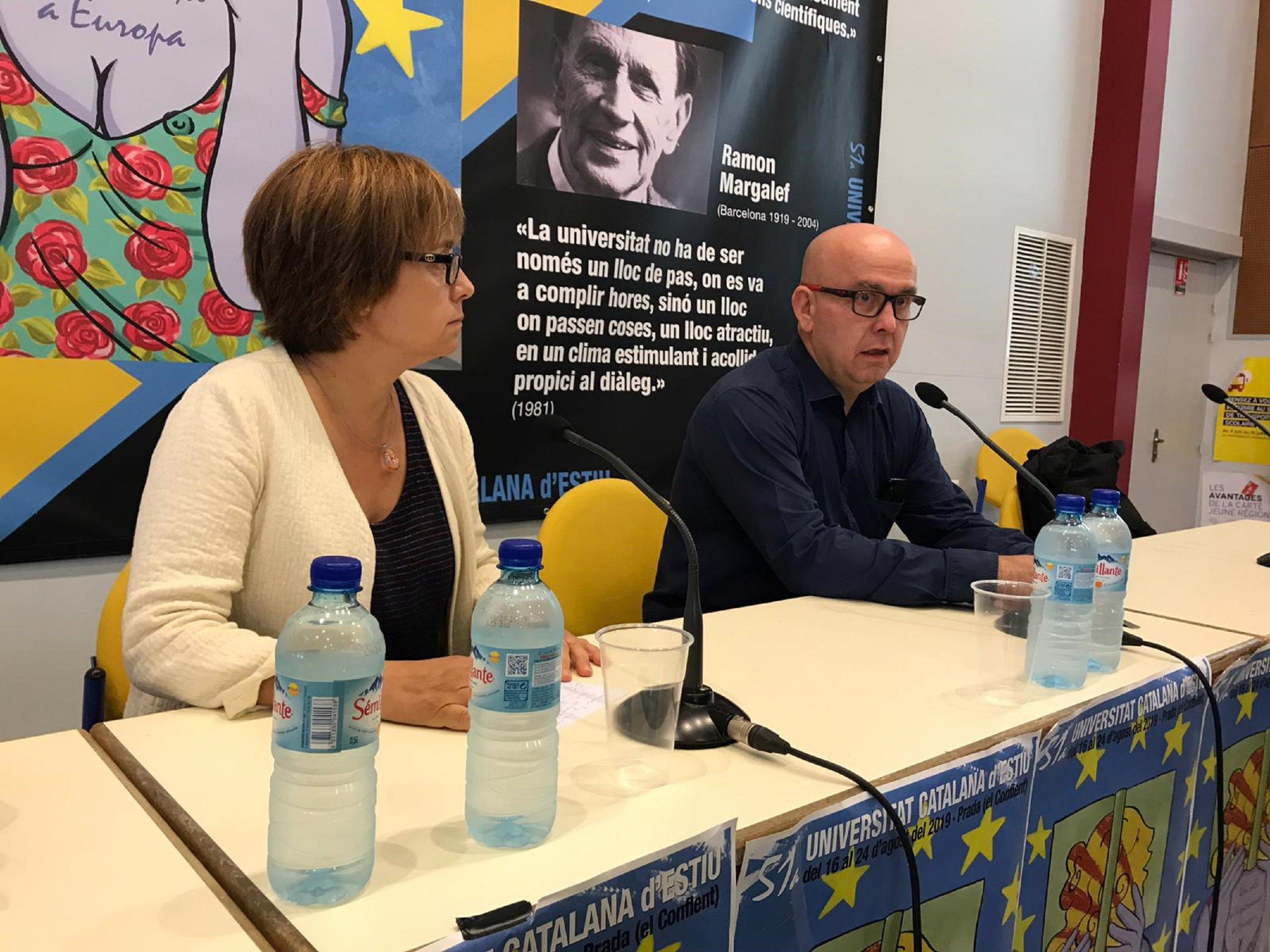Boye universitat catalana d'Estiu   Carlota Camps
