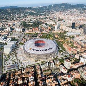 nou camp nou futur @FCBarcelona. jpg