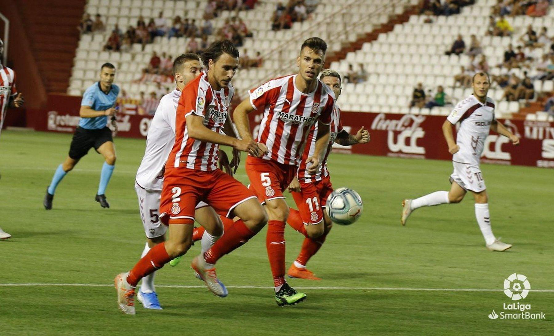 Albacete Girona La Liga