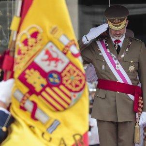rei felip vi bandera espanyola gtres