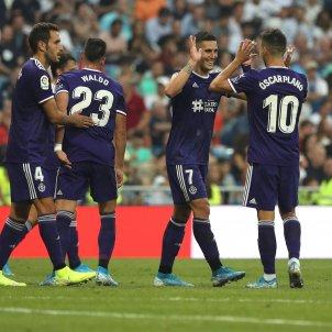 Sergi Guardiola Plano Reial Madrid Valladolid EFE