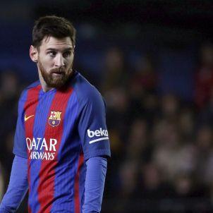 Leo Messi Barça Villarreal EFE