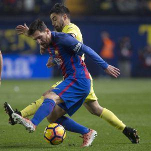 Leo Messi Villarreal Barça EFE