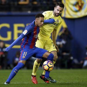 Neymar Villarreal Barça EFE