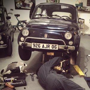 Garatge reparacions mecànic (Lecoupdulapin   Jim)