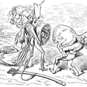 Gustave Doré   Baró de Münchhausen   034