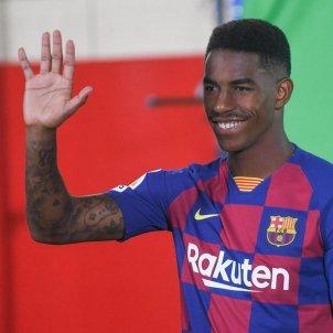 Junior Firpo Barca FC Barcelona