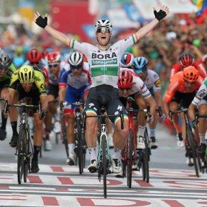 Sam Bennett La Vuelta EFE