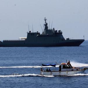 Audaz armada española EFE