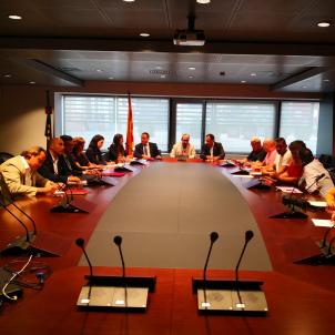 mediacióndirección personal tierra Iberia - europa press