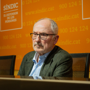 rafael ribó síndic - europa press