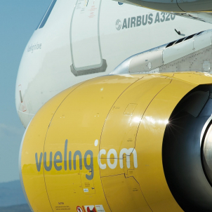 avió vueling - europa press