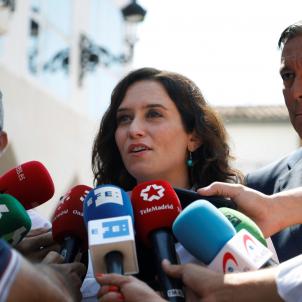 Isabel Díaz Ayuso - EFE