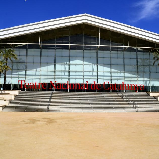 teatre nacional de catalunya (TNC)