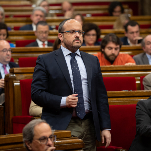 Alejandro Fernández PP Europa Press