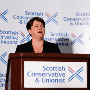 Ruth Davidson Partit Conservador Escòcia ACN