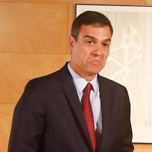 Pedro Sánchez Pablo Iglesias Europa Press