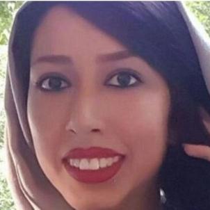 activista iraniana Saba Kord Afshari  ICHRI