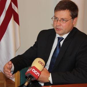 valdis Dombrovskis ACN